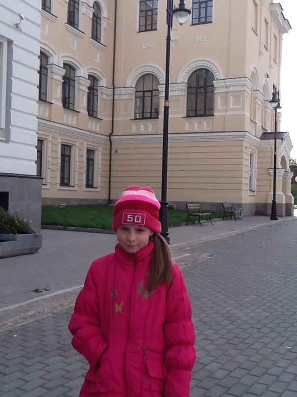 дочь 13.10.12