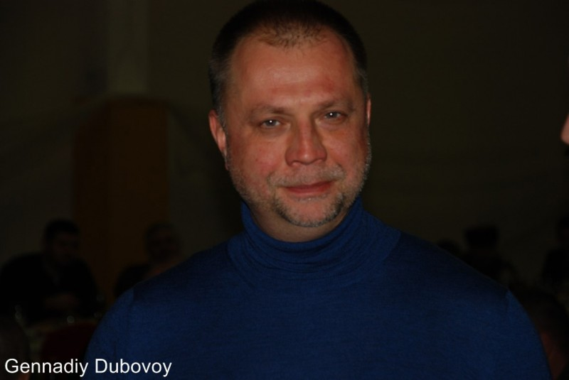 Глава «Союза добровольцев Донбасса» Александр Бородай