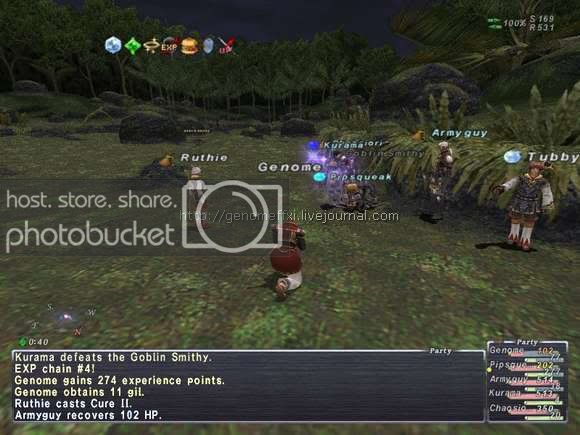 Genome, Monk 75 on FFXI Diabolos Server — LiveJournal