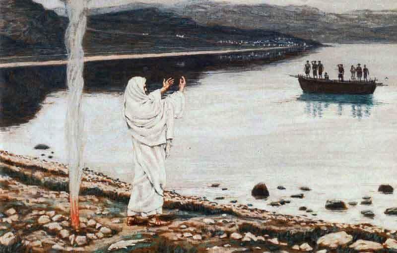 Христос по Воскресении.