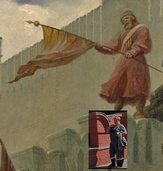 Великаны 17го века