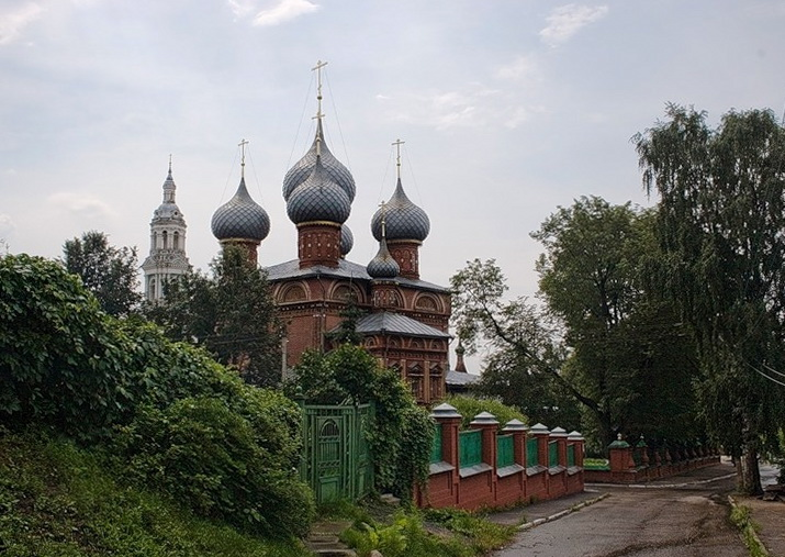 Церковь Воскресения Христова. Кострома