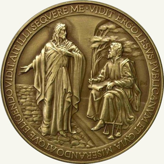 Монета Ватикан