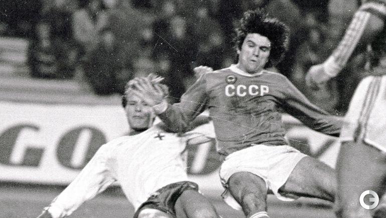 великолепный С. Андреев