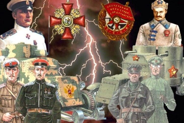 Топ-5 белых офицеров из советского кино