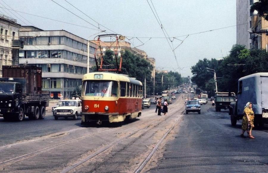 Номер 13 - счастливый трамвай