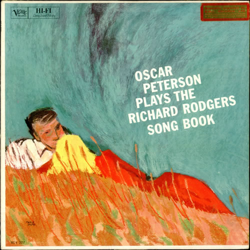 Oscar+Peterson+-+Plays+The+Richard+Rodgers+Song+Book+-+LP+RECORD-533544