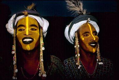 CPW - Niger - Gerewol Wodaabe