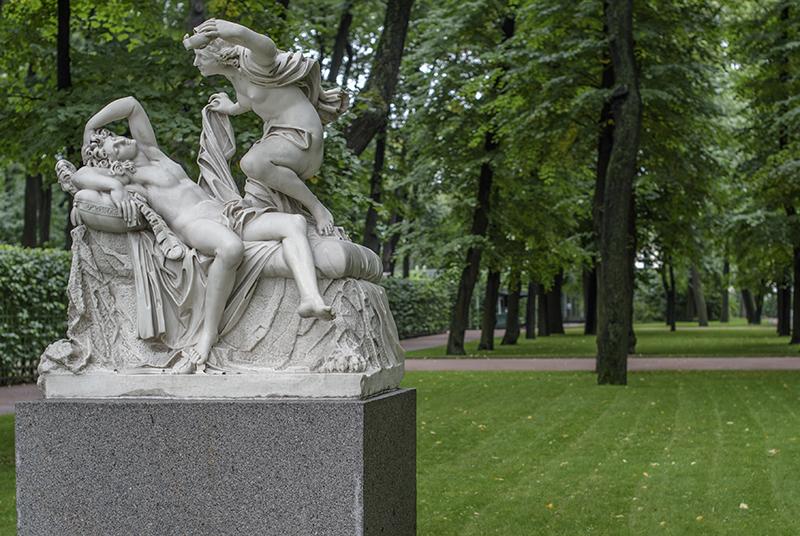 летний сад скульптуры4