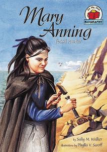 Мэри Эннинг - охотница за окаменелостями