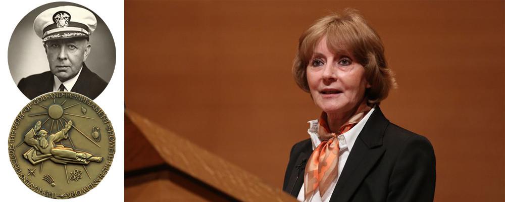 Премия Ветлесена и ее лауреат 2020 года Анни Казенав