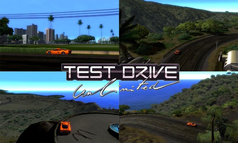 Скриншоты из Test Drive Unlimited