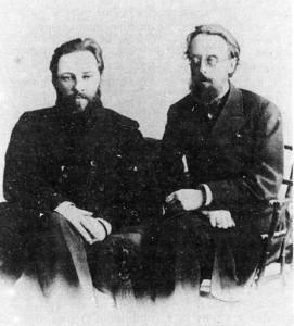 Лутугин и Бауман