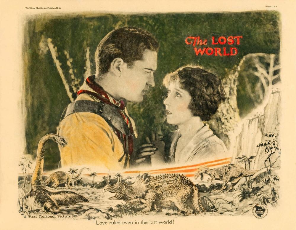 Затерянный мир 1925