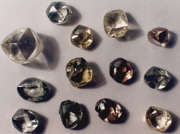 Вишерские алмазы
