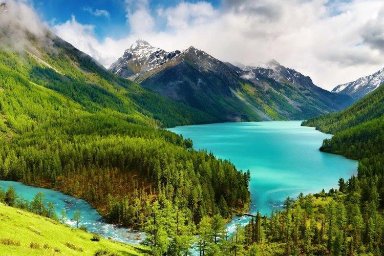 Горный Алтай Каракольские озёра