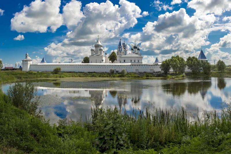 Федоровский монастырь в Переславле-Залесском