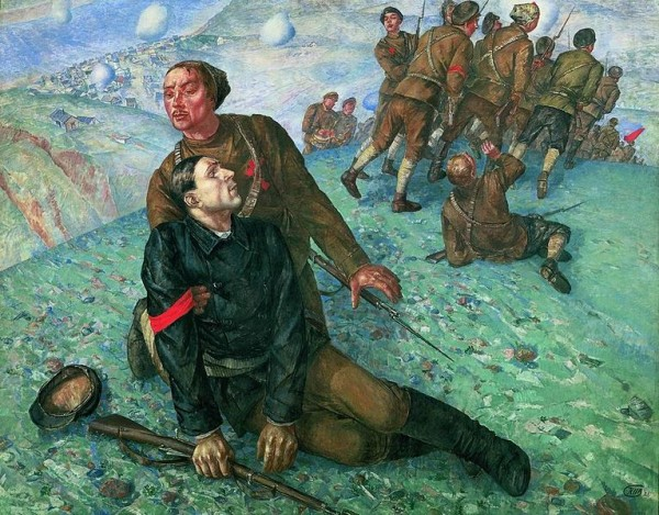 0aa0 766px-Death_of_a_Comissary_(Petrov-Vodkin)