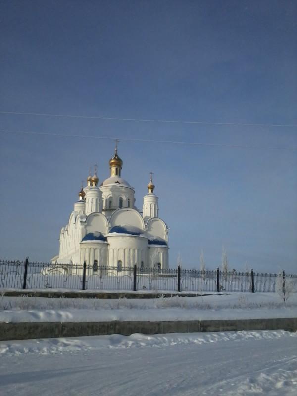 Чебаркульская церковь