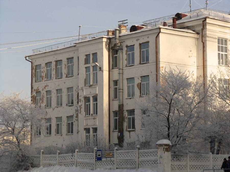 Чебаркульская школа