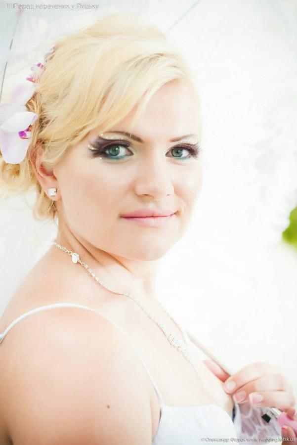 победительница  Іванна Варинюк
