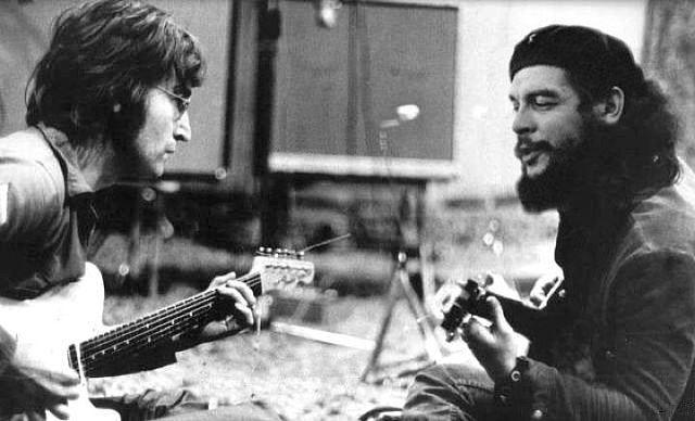 Джон Леннон и Че.