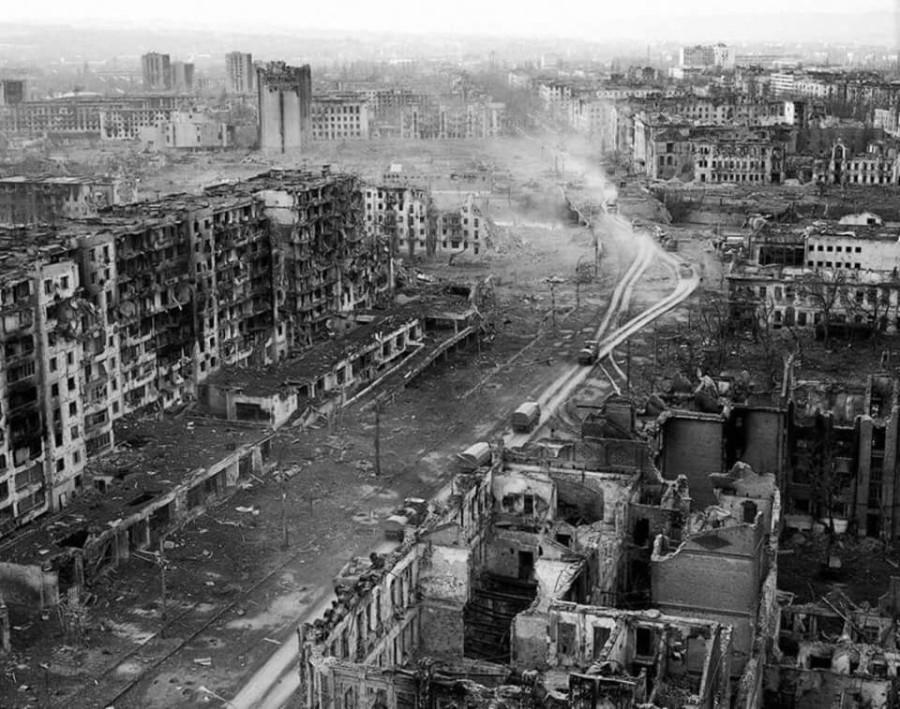 Путін порівняв окупацію Донбасу із ситуацією в Чечні - Цензор.НЕТ 7905