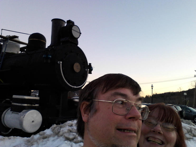 SteamingTenderLocomotiveSelfie_byBillHiggins20140222_172939