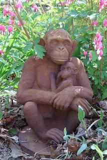 Monkey & Mom