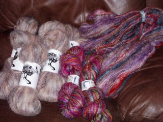 Mohair, Mohair, and More Mohair