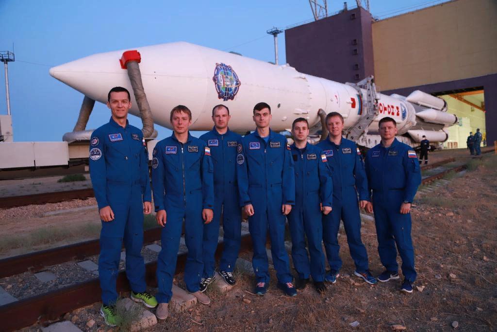 Нелетавшие космонавты российского отряда