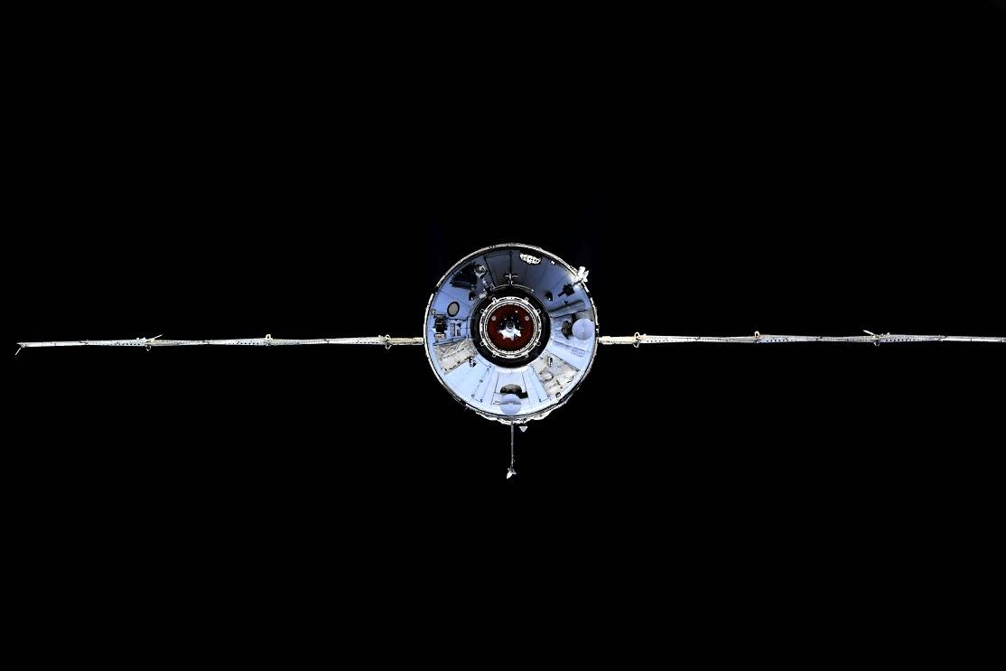 Модуль Наука в космосе