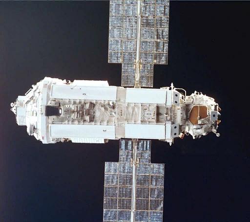 Заря — первый модуль МКС