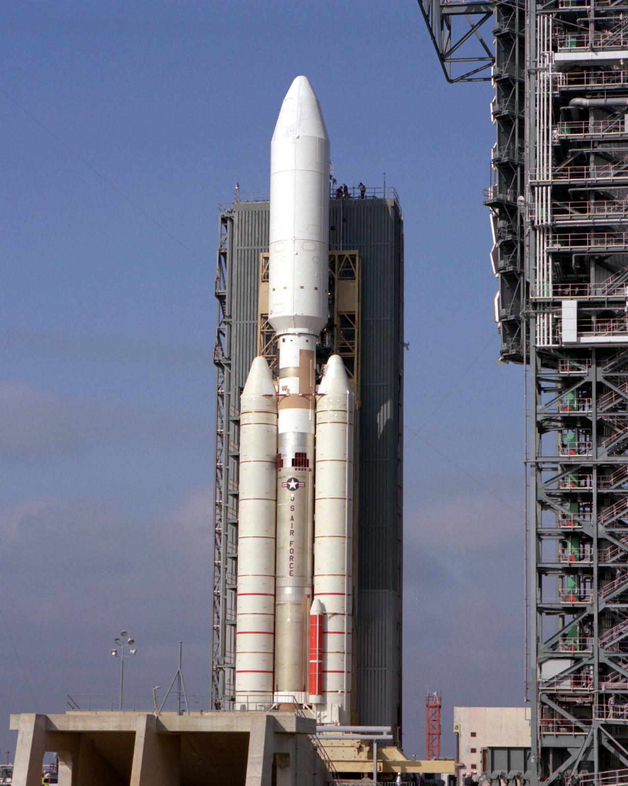 ракета Титан 4