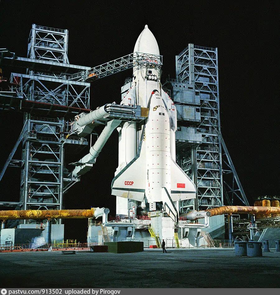 Апофеоз космостроителей СССР — достигнут при Горбачёве