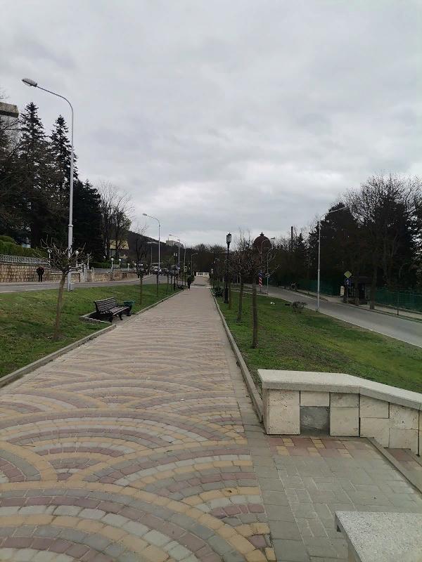 пешеходные дорожки