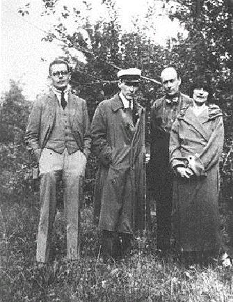 Сам Булгаков в 20-ые