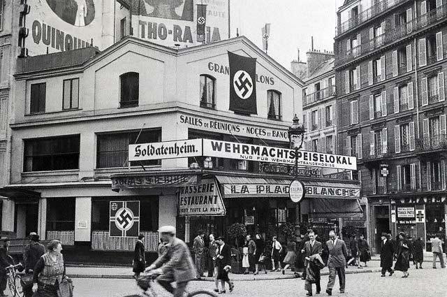 1965 - Франция торгово-кафейная: 40-е и 50-е года