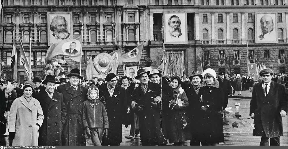 Советский стереотип поведения