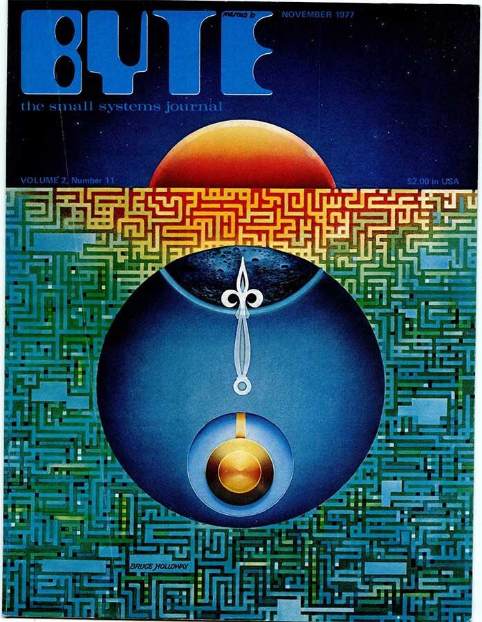 Подарки американской компьютерной промышленности к 60-летию Великого Октября