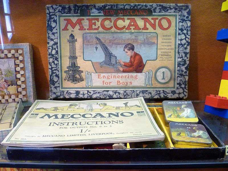 Это сладкое слово Meccano творчество