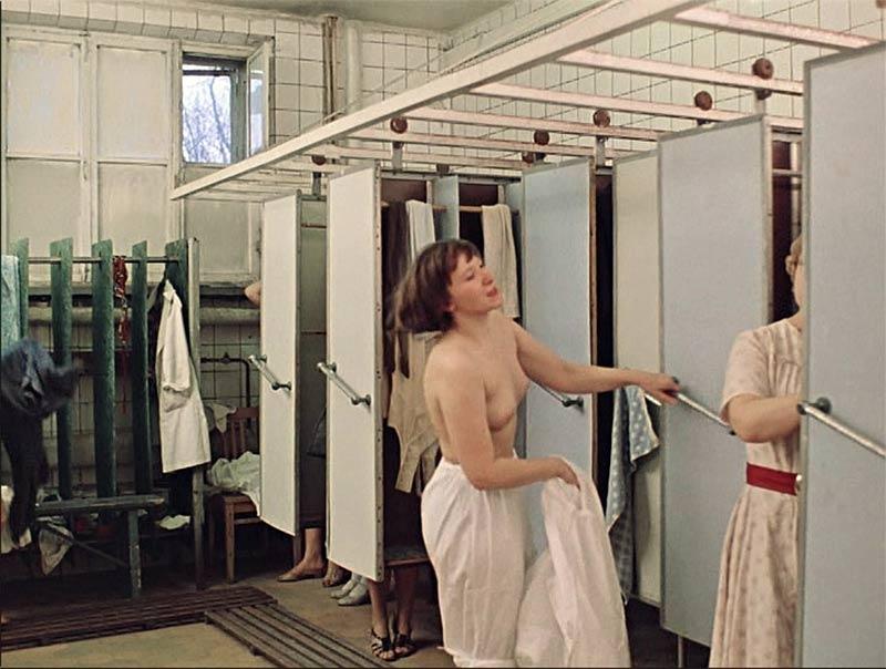 Эротика в советском кино киноведение