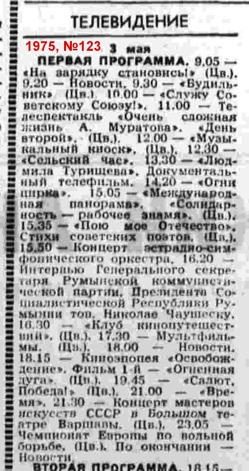 Когда в СССР показывали Мелодии и ритмы зарубежной эстрады о музыке и не только