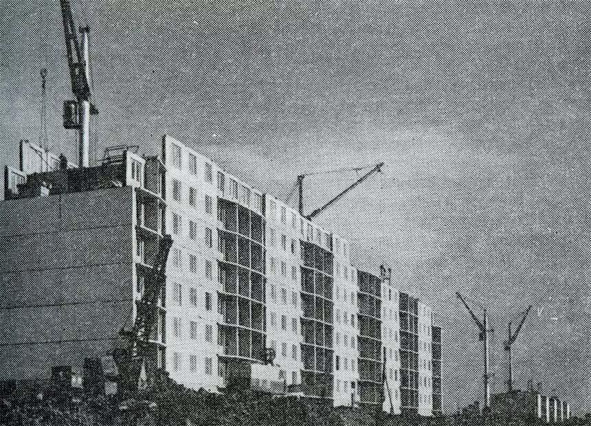 Вопрос про советские кооперативные дома