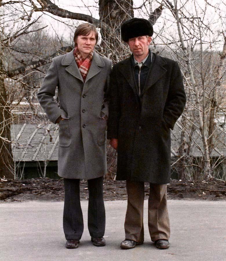 Как одевались советские люди брежневской поры