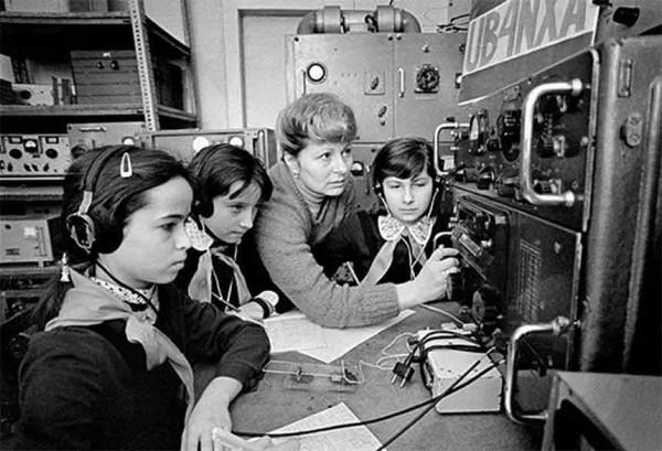 Радиолюбительство в СССР
