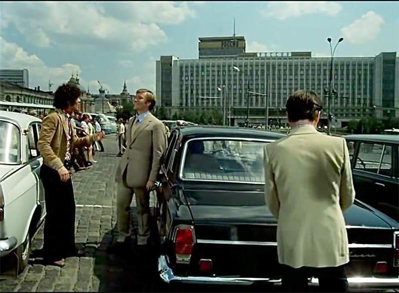 Нищета советской роскоши
