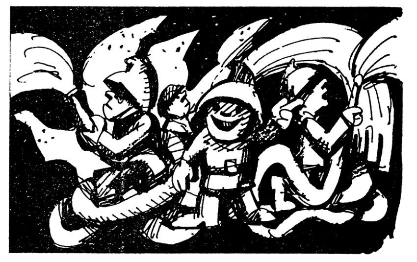 Как могла выглядеть сцена катастрофы в фильме А.Митты «Экипаж» Киноведение,Кинолекторий,Совдепия