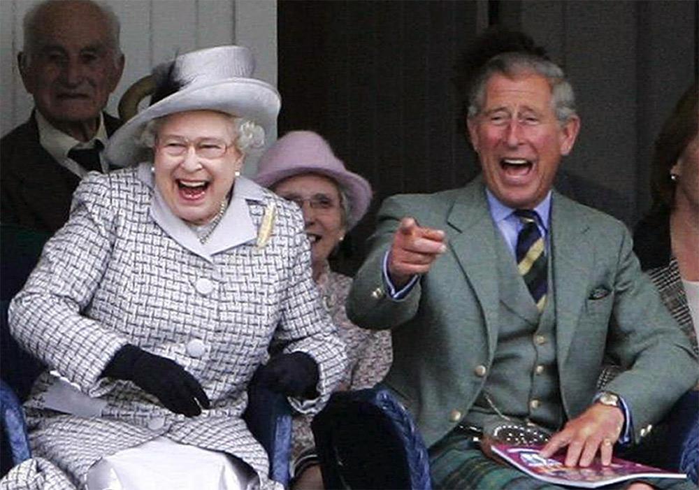 Объясняю, почему принц Чарльз ходит 40 лет в одном пальто