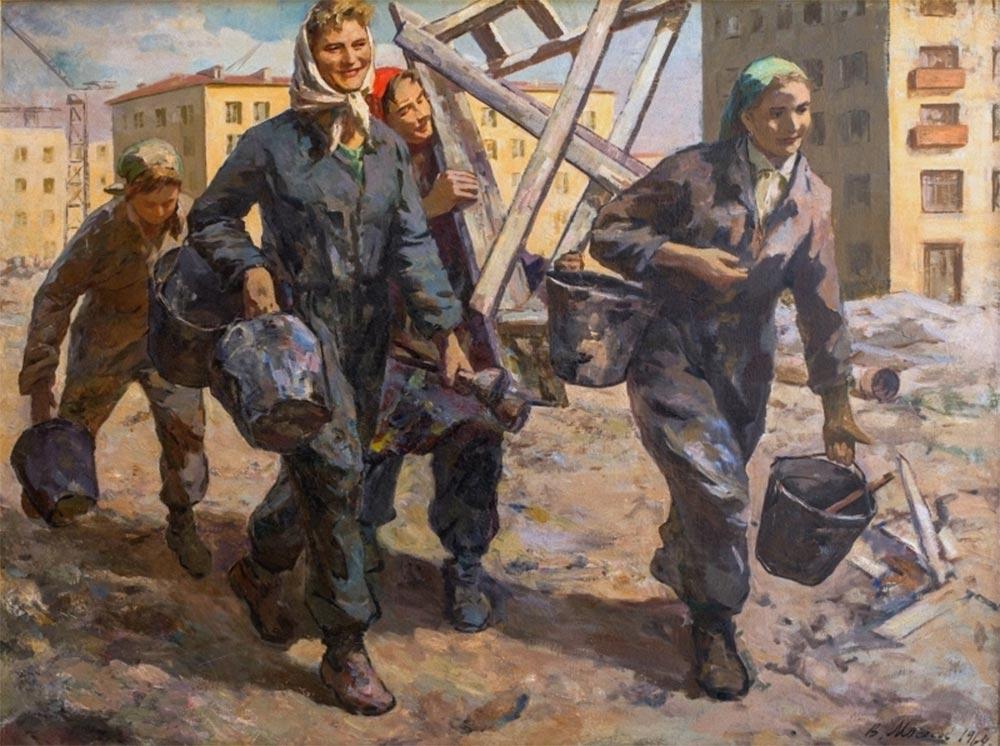 Самый главный продукт советских НИИ Мысли вслух,Совдепия,Культурология